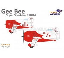 Dora wings - Combo Gee Bee R1& R2