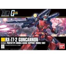 Bandai - HG RX-77-2 Guncannon (0196715)