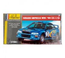 Heller - Subaru WRC 2000