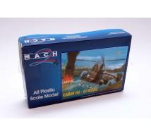 Mach2 - Hélico KAMAN HH-43  Huskie