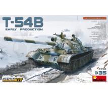 Miniart - T-54B early prod & interieur