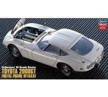 Hasegawa - Toyota 2000 GT & Metal engine