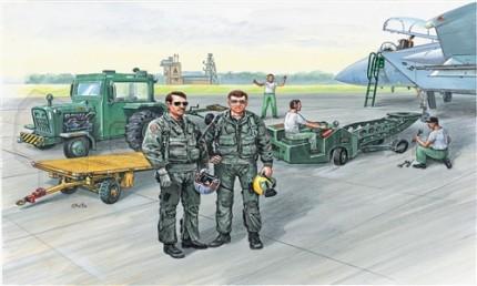 Italeri - Mécanos Aviation