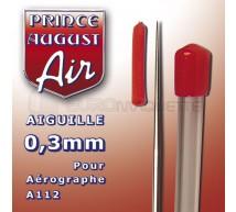 Prince August - Aiguille 0,3 pour HD