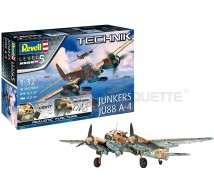Revell - Ju-88 A-4 & Light and engines