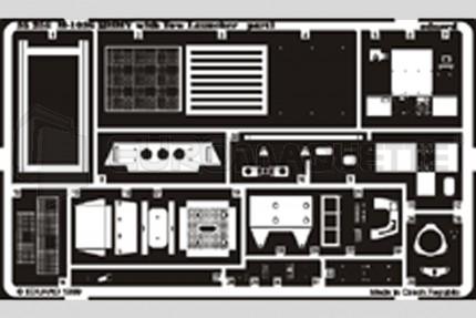 Eduard - M-1036 HMMV   (italeri)
