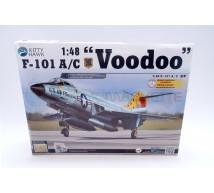 Kitty hawk - F-101 A/C Voodoo