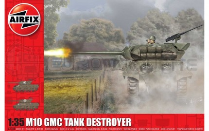 Airfix - M10 TD & French decals