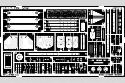 Eduard - T-35  (icm)