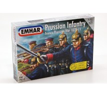 Emhar - Infanterie Prussienne 1870