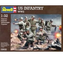 Revell - US Infantry WWII