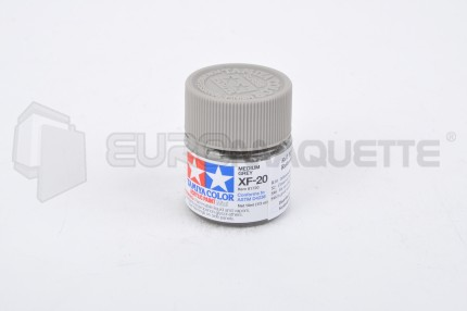 Tamiya - Gris Moyen XF-20 (pot 10ml)