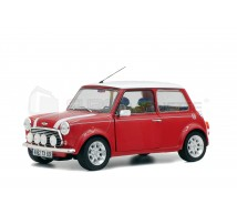 Solido - Mini Cooper 1.3i Sport pack Rouge