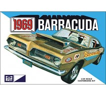 Mpc - Plymouth Barracuda 1969