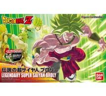 Bandai - DBZ Super Saiyan Broly 0224476)