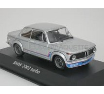 Minichamps - BMW 2002 Turbo grise