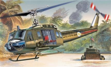 Italeri - Bell UH-1D