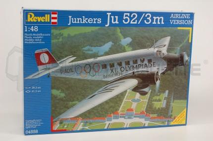 Revell - Ju 52/3m Airliner