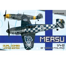 Eduard - Dual Combo Finland Bf-109 G Mersu