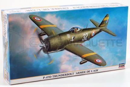 Hasegawa - P-47D Thunderbolt FAFL