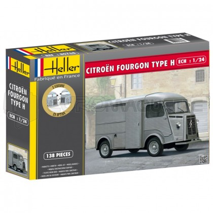Heller - Citroen Fourgon Type H