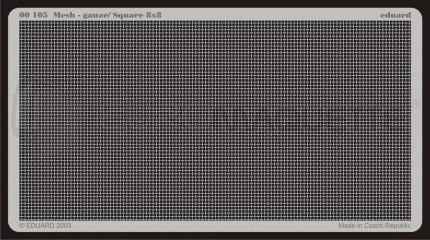 Eduard - Mesh Gauze / Square 8x8