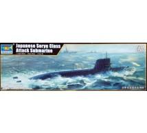 Trumpeter - JMSDF Soryu Class Sub