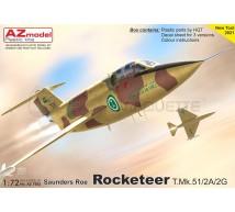 Az model - Rocketeer T Mk51/2A/2G
