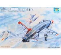 Trumpeter - F-100D Thunderbirds