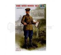 Trumpeter - Soviet Officer WWII (1)