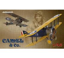Eduard - Sopwith F1 Camel Biggles & Co (LE)
