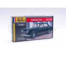 Heller - Peugeot 403