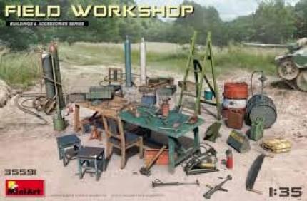 Miniart - Field Workshop