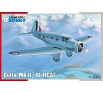 Special hobby - Delta Mk II/IIIRCAF
