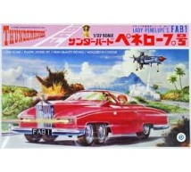 Aoshima - FAB-1 Lady Penelope