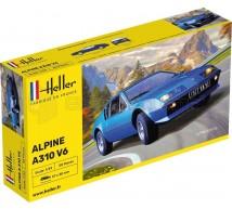 Heller - Alpine A310 V6
