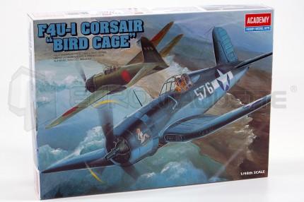 Academy - F4U-1 Corsair bird cage