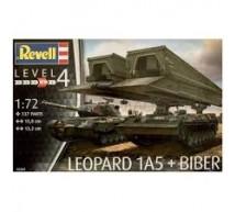 Revell - Leopard 1A5 1 Biber