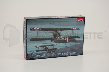 Roden - Sopwith 1/2 Stutter Fight.