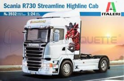 Italeri - Scania R730 Streamline