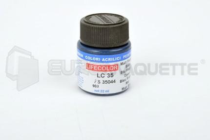 Life Color - Bleu de France LC35 (pot 22ml)