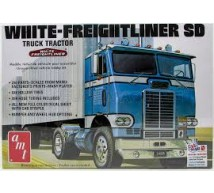 Amt - White freightliner SD