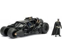 Jada - Dark Knight Tumbler & Batman