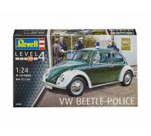 Revell - VW Beetle Polizei