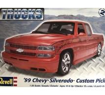 Revell - Chevy Silverado 99 Pickup custom