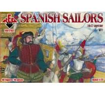 Red box - Spanish Sailors 16/17e S
