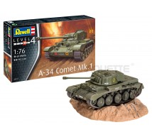Revell - A-34 Comet
