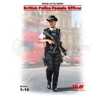 Icm - British Police Female Officer
