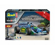 Revell - Coffret Benetton Ford  B194