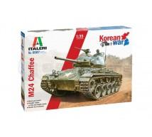 Italeri - M24 Chaffee Korean War